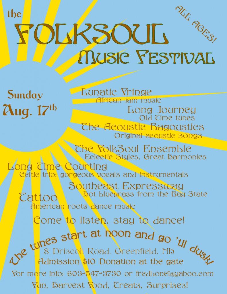 Folksoul Music Festival